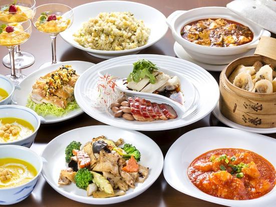 中国料理 空