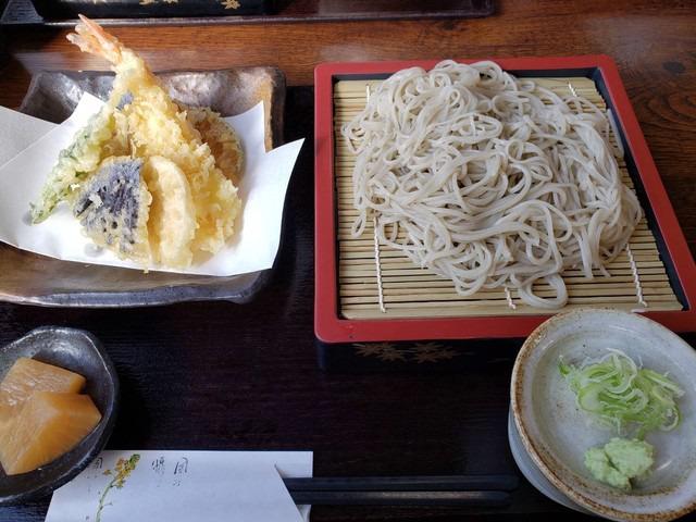 十割手打ち蕎麦処ー富田茶屋