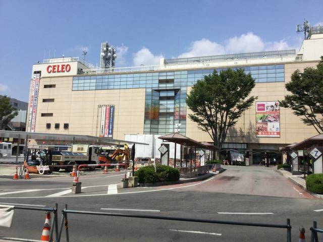 甲府駅北口 駅前広場ロータリー