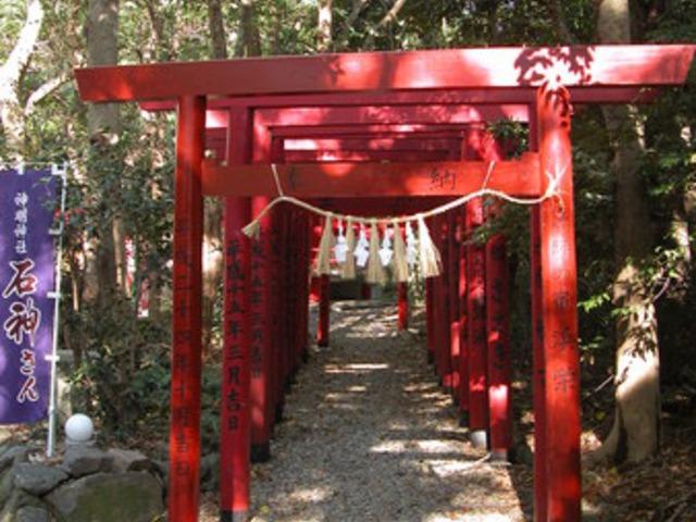神明神社&石神さん