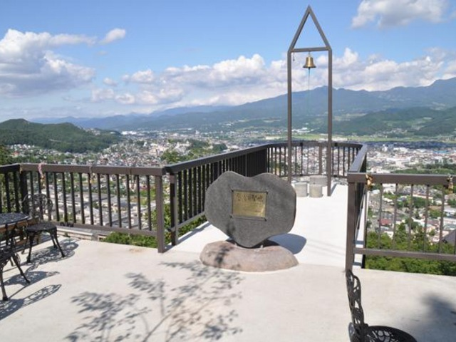 花咲山展望台